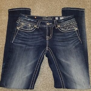 Miss me skinny easy jeans size 28/33
